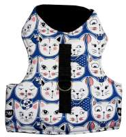 Kitty Jacket MEOW van katoen Made in Germany